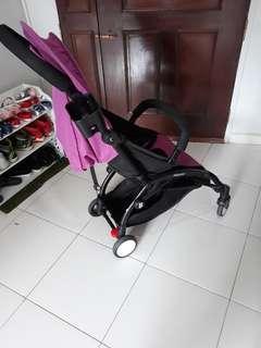 Baby Grace Travel Stroller