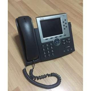 Cisco 7965 Series Unified IP VOIP Phone - 7965G