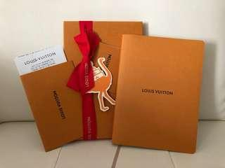 Louis Vuitton B5 size Notebook 🔥 🔥hard to get