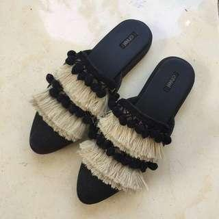 CHIEL shoes popi black