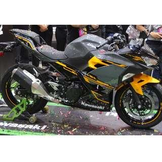 Kawasaki Ninja 250SE