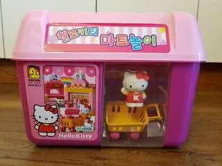 Hello Kitty Playing Mart Oxford Bricks