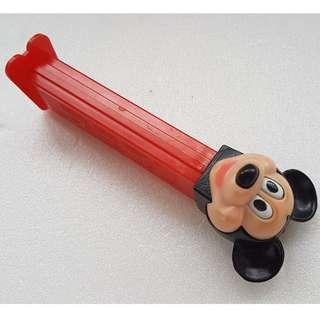 🚚 Rare Toy, Vintage Toy, Old Toy, PEZ Candy, Sweet Dispenser, Mickey Mouse, The Walt Disney Company, Made in Austria, Art Décor, USA Patent, Limited Edition, For Collector