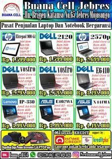 Cuci Gudang Laptop dan Notebook