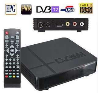 DVB T2 Tv Decoder