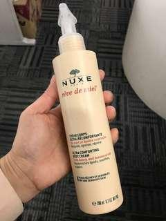 Nuxe Body Cream