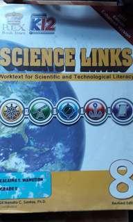 Science Links 8