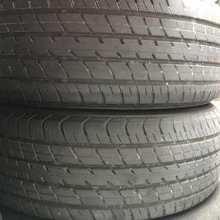 Pre-Owned Dunlop 185/55/16 Tyre