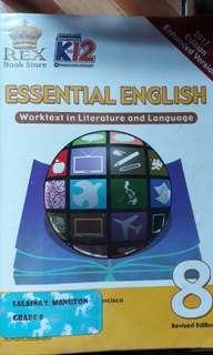 Essential English 8
