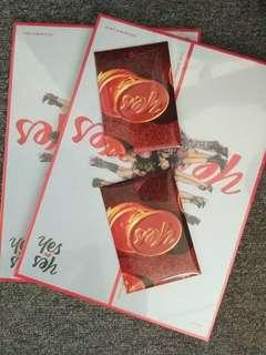 [READY STOCK] TWICE YES OR YES ALBUM