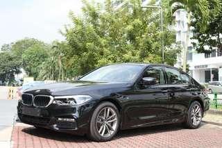 BMW 5 Series Sedan 520i M Sport (A)