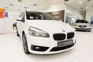 BMW 2 Series Gran Tourer 218i Luxury (A)