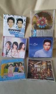 許志安精選 加 SHE 共六 CD