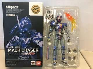 Bandai魂商店限定SHF朦面超人Drive-Mach Chaser