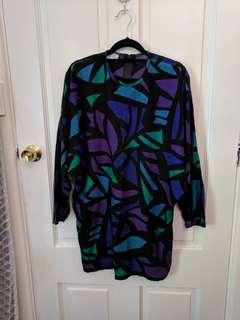Stained glass top/dress