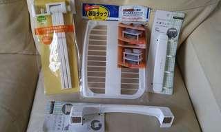 厨房用掛具 什物 筷子任選 25 兩件