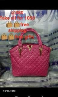 Korean Ladie's handbag/sling bag