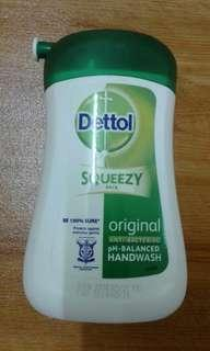 Hand soap for kids and mommy Dettol