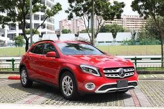 Mercedes-Benz GLA-Class GLA180 (A)