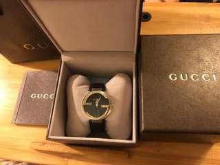 🚚 Gucci 經典雙G錶 真品