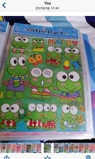 Cartoon Kids Stickers