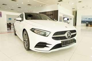 Mercedes-Benz A200 AMG LINE PREMIUM PLUS NEW Auto