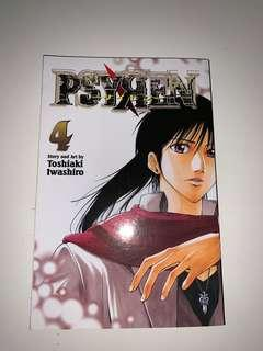 Psyren Volume 4 by Toshiaki Iwashiro