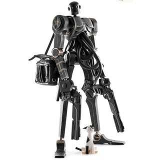 ThreeA US Venture Potbot with kitty set