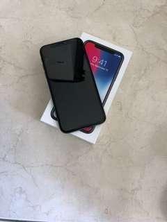 🚚 IphoneX 64g 黑色 含運