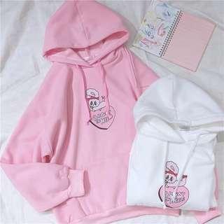 •PO• ConyBabe Rabbit Chu Hoodie top
