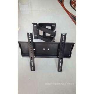 TV rack rotate