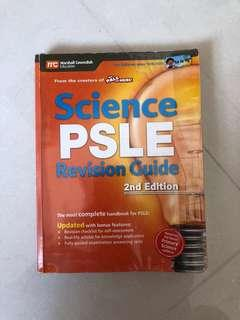 Science PSLE revision guide