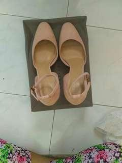 Jual sepatu charles and keith original