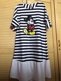FREE ONGKIR ‼️ Disney Mickey Dress