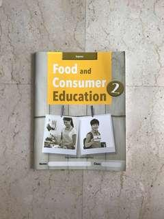 food and consumer education workbook sec 2