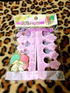 Sanrio Little Twin Stars 指甲油手指固定器