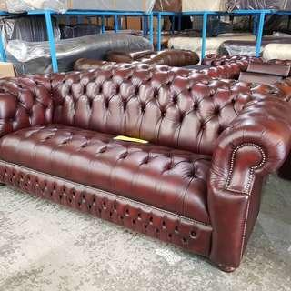 Chesterfield Sofa Made in England