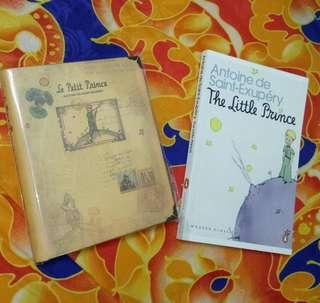 EXO Suho Favourite Story Book [THE LITTLE PRINCE] with Notebook