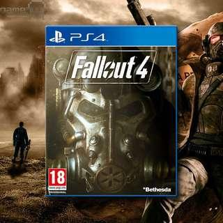 PS4 Games Fallout 4 Fallout4 US(2100767)