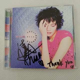Selling 签名 林佳仪 cd