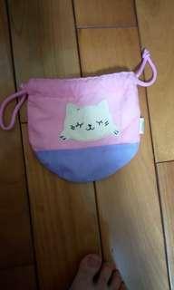 🚚 粉粉貓袋