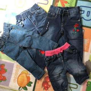 Assorted Pants 0-24months 100 each