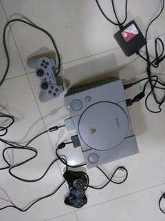 Playstation 1st generation console for sold