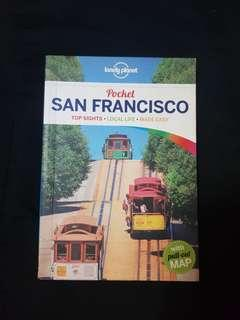 Repriced! San Francisco by Lonely Planet (pocket ed)
