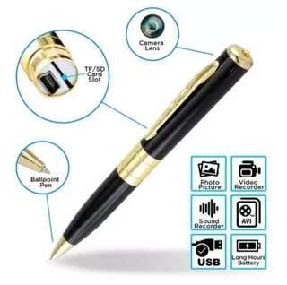 Spy Camera Pen Recorder Hidden Security Digital Video Voice Camcorder USB Pin Hole