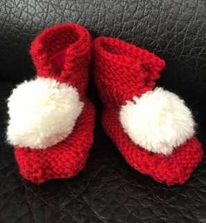 🚚 英國Next Baby新生兒寶寶襪鞋