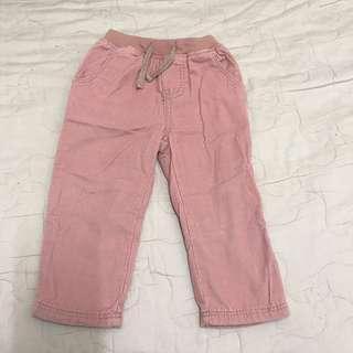 🚚 Oshkosh 女童長褲