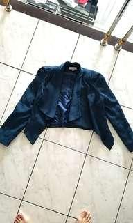 Navy blazer import aus