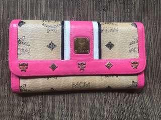 Mcm wallet authentic