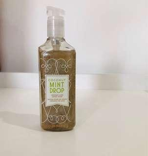 BBW Coconut Mint Drop Creamy Luxe Hand Soap
